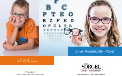Kinderbrillenpaket