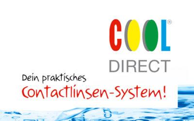Cool Kontaktlinsensystem